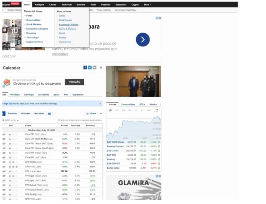 kalender ekonomi investasi.com